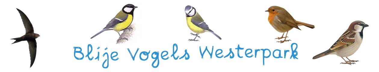 Blije Vogels Westerpark